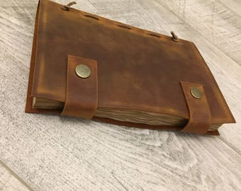 Leather journal Personalized journal Leather bound journal Leather journal cover Leather writing journal Personalized gift