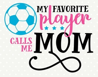 Soccer Mom SVG, Soccer Iron on file, Soccer Shirt svg, Sport SVG, Commercial use file, DXF cut file, Vinyl svg file