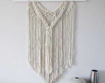 Large Macrame Wall Hanging, Macrame Wall Tapestry, Modern Macrame, Boho Wall Hanging, Woven Wall Hanging, Macrame, Boho Home, Boho Art