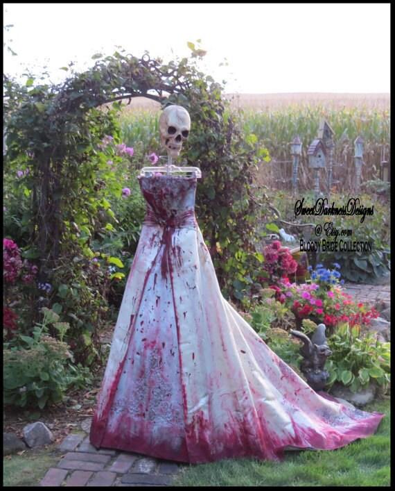 Bridal Vampire Halloween
