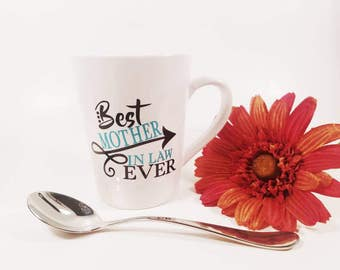 Best Mother In Law | Mother In Law Gift | Gift Mother In Law | Mothers Day | Mothers Day Gift | New Mother In Law | In Law Gift | Best Mom