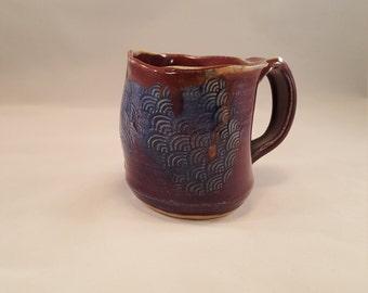 Purple Billow Mug