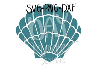 Shell SVG, Clam SVG