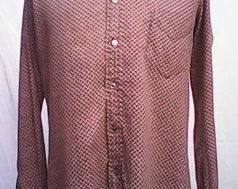 Ben Sherman Shirt 1970s.