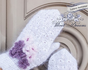 "GLOVES  ""First snow"""