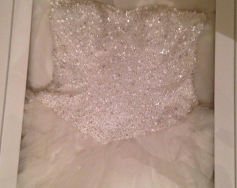 Wedding Dress Display Cases To Show Off Your Most Important Item Of Clothing