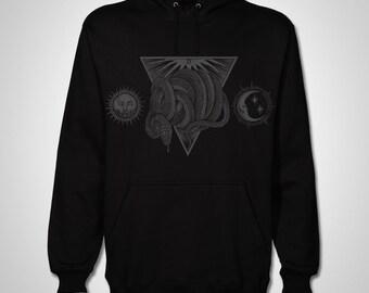 Sunset - Sweatshirt / Sweatshirt / Hoodie