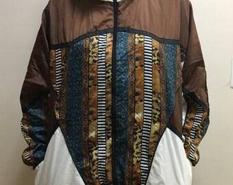 Retro 80's jacket