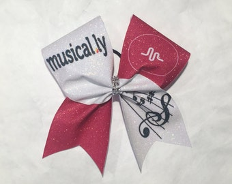 Musical.ly Cheer Bow