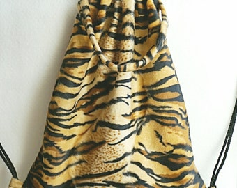 Drawstring bag, backpack, gym bag, sport bag, rucksack, beutel