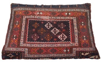 FREE SHIPPING - Antique Cushion Toshak - Antique Decorative Pillow