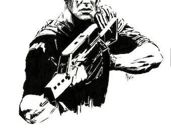 Stallone - The Expendables