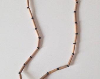 handmade chain from Ghana