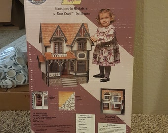 Linfield Dollhouse Kit - FREE SHIPPING
