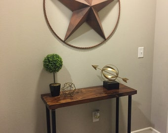Industrial Entry Table
