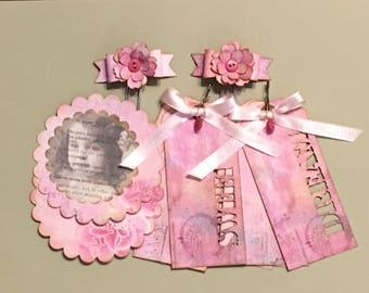 Paper Clip Journal Embellishments