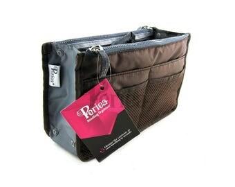 Periea Brown Handbag Organiser - Medium Size | CHELSY