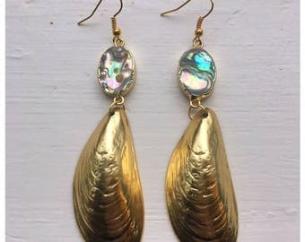 Abalone Obsession Earrings