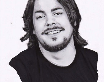Game Grumps (Arin Hanson) Realism Drawing