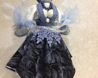 "Handmade doll ""Drusilla"""