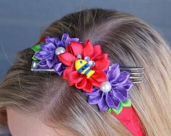The Little Mermaid Inspired Headband