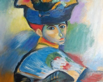 Fauvism Etsy