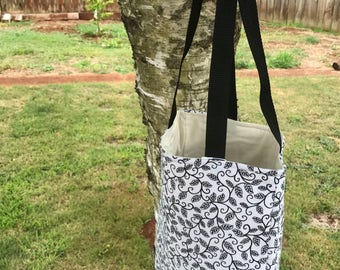 Padded Ipad Bag - Vines