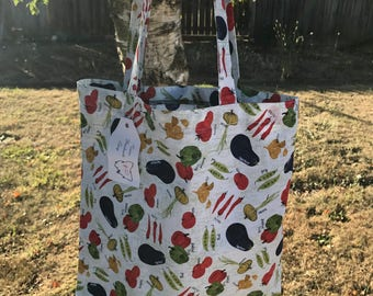 Tote Bag- Vegetables