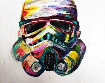 Star Wars Fan Art- Storm Trooper