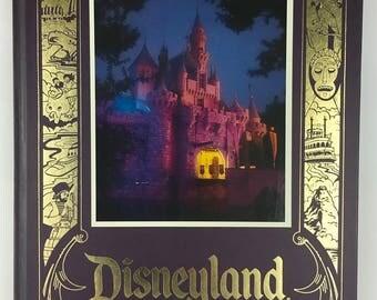 Vintage Disneyland Collectible Souvenir Book, 1985 30th Anniversary, Hardcover, Disney, Book
