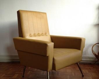 Mustard vintage Chair