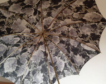 Vintage french umbrella - retro