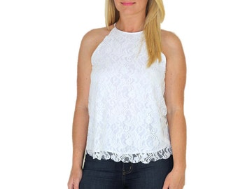 Simply Sweet Lace Cami