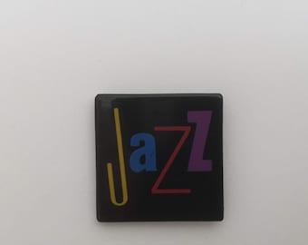 Lotus Macintosh Jazz pin badge - Original vintage badge VERY RARE!