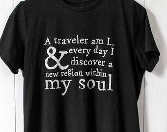 traveler tee