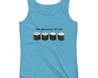 Meaning of Life - Ladies Tank