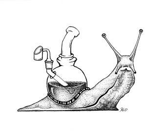 The Slug (Print)