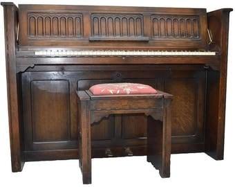 Vintage gothic furniture   Etsy