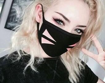 D.Va Inspired Mouth Mask
