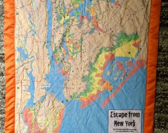 Escape from New York Security Blanket