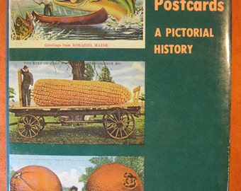 Tall-tale postcards: A Pictorial History by Roger L. Welsch