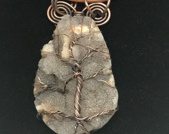 Necklace - Pendant Tree of Life
