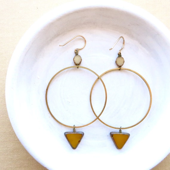 Montana Hoop Earrings II