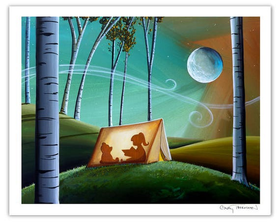 Dreamer Series Limited Edition - Ghost Stories - Signed 8x10 Semi Gloss Print (2/10)