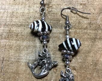 Magical Mermaid Earrings