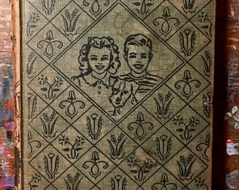 Vintage Book: The Bobbsey Twins at Whitesail Harbor