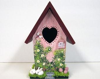 Love Nest Mini Birdhouse