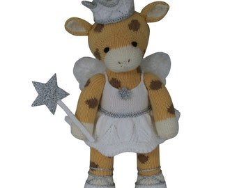 Fairy Outfit - Knit a Teddy