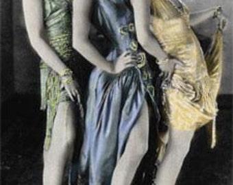 HOLD Custom Blush Pink, Champange & Ivory Gold Bridal Necklace, OOAK Pearl Rhinestone Vintage Earring Bib Necklace, Wedding Statement