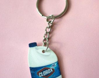 Clorox Bleach Keychain